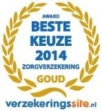 Beste Keuze zorgverzekering 2014